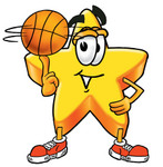 28139-clip-art-graphic-of-a-yellow-star-cartoon-character-spinning-a-basketball-on-the-tip-of-his-finger-by-toons4biz